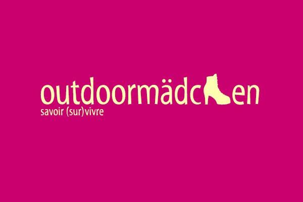 OutdoorMädchen Logo Design Selket Bendereit